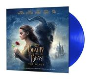 Beauty & The Beast The Songs Beauty & The Beast The Songs Blue Vinyl
