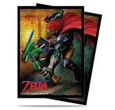 Card Sleeves Legend Of Zelda Link And Gannon Battle
