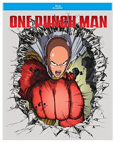 One Punch Man One Punch Man Blu Ray Standard Edition