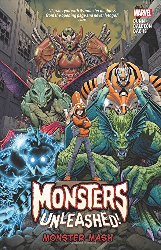 Cullen Bunn Monsters Unleashed Vol. 1 Monster Mash
