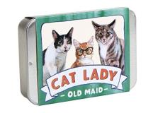 Megan Lynn Kott Cat Lady Old Maid