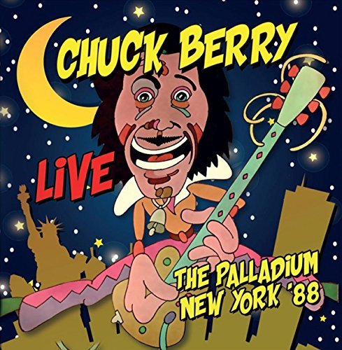 Chuck Berry Live... The Palladium New York '88