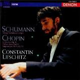 Constantin Lifschitz Plays Schumann Chopin Lifschitz (pno)
