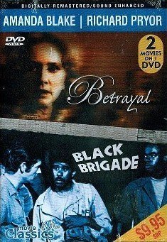 Betrayal Black Brigade Double Feature
