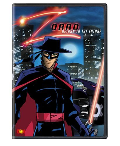 Zorro Return To The Future Zorro Return To The Future Nr
