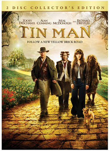 Tin Man Deschanel Dreyfuss Cumming Ws Nr 2 DVD