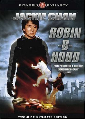 Robin B Hood Chan Jackie Ws Action Packaging Nr 2 DVD
