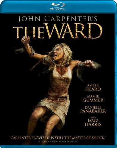 John Carpenter's The Ward Heard Gummer Harris Blu Ray Ws R