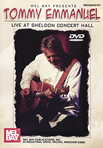 Tommy Emmanuel Live At Sheldon Concert Hall Nr