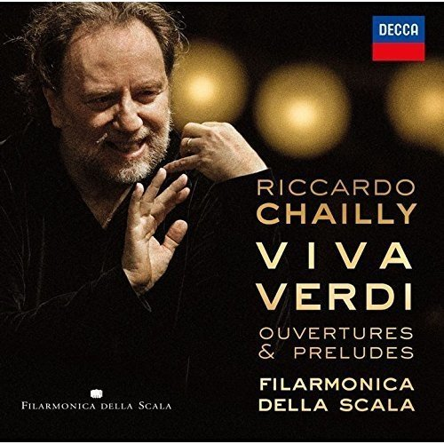 Riccardo Chailly/Viva Verdi Overtures & Prelude@Import-Jpn