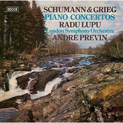 Radu Grieg / Schumann / Lupu/Grieg & Schumann: Piano Concer@Import-Jpn