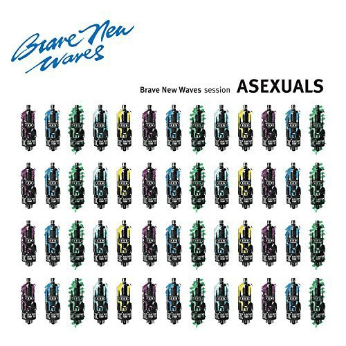 Asexuals Brave New Waves Session (yellow Vinyl)