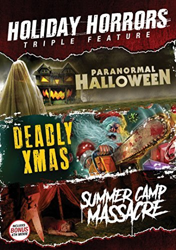 Holiday Horrors Triple Feature DVD Ur