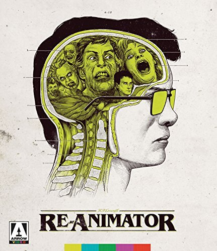 Re Animator Combs Abbott Blu Ray Limited Edition