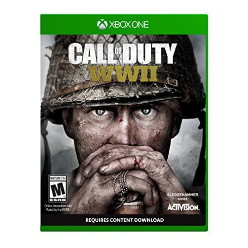 Xbox One Call Of Duty Wwii ***requires Internet***