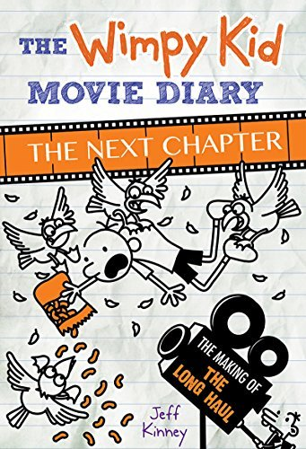 Jeff Kinney Wimpy Kid Movie Diary The Next Chapter