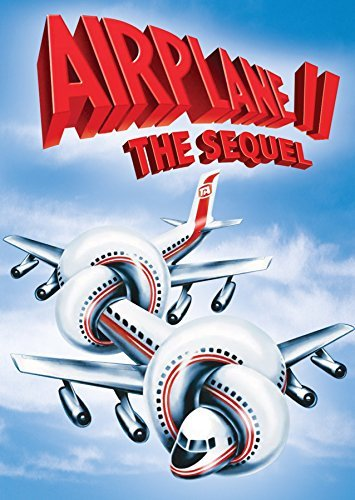 Airplane Ii The Sequel Hays Hagerty DVD Pg