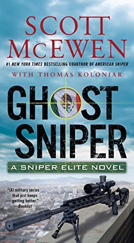 Scott Mcewen Ghost Sniper
