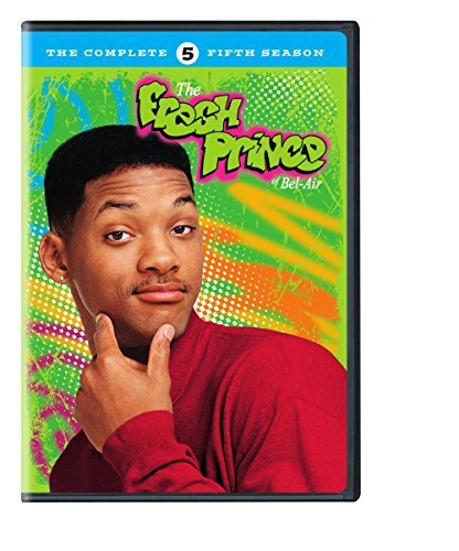 Fresh Prince Of Bel Air Season 5 DVD