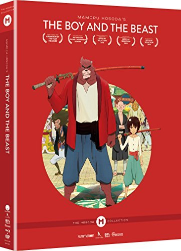 Boy & The Beast Hosada Collection Collector's Edition Blu Ray DVD