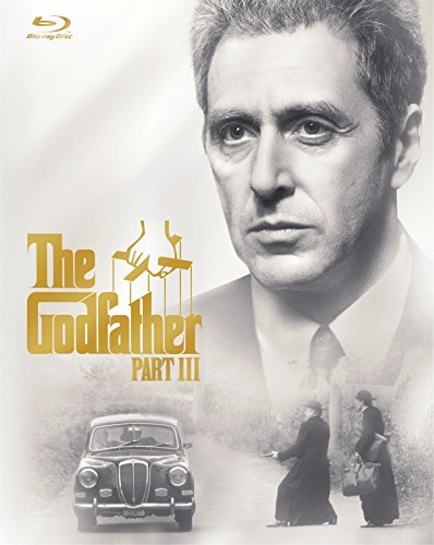 Godfather Part 3 Pacino Garcia Deniro Blu Ray R