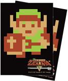 Card Sleeves Legend Of Zelda 8 Bit Link