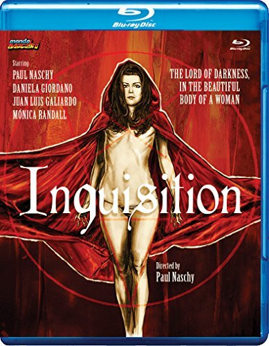 Inquisition Inquisition Blu Ray Nr
