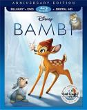Bambi Disney Blu Ray G