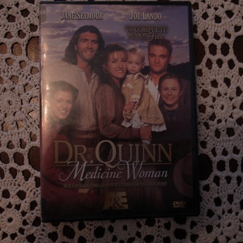 Dr. Quinn Medicine Woman Season 5 Vol. 5