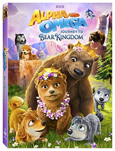 Alpha & Omega Journey To Bear Kingdom DVD