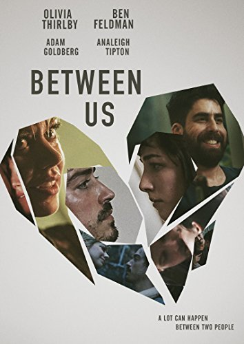 Between Us Thirbly Feldman Goldberg Tipton DVD Nr