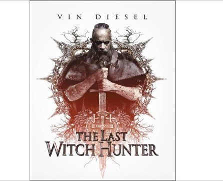 The Last Witch Hunter Diesel Wood Leslie Steelbook