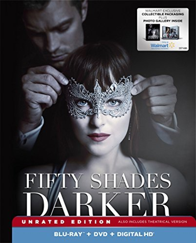 Fifty Shades Darker Johnson Dornan Unrated