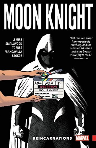Jeff Lemire Moon Knight Volume 2 Reincarnations