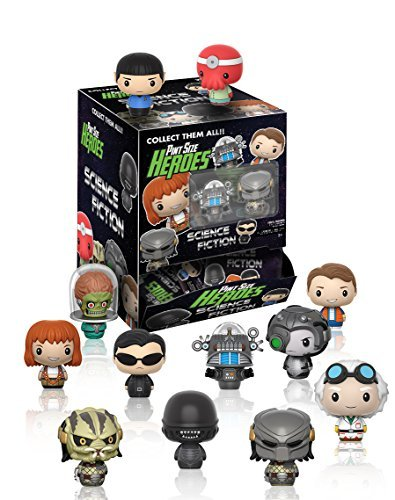 Pint Size Heroes Science Fiction