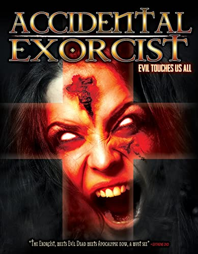 Accidental Exorcist Falicki Sills DVD Unrated