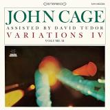 Cage John Tudor David Variations Iv Vol 2