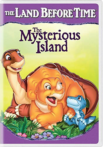 Land Before Time/The Mysterious Island@Dvd@G