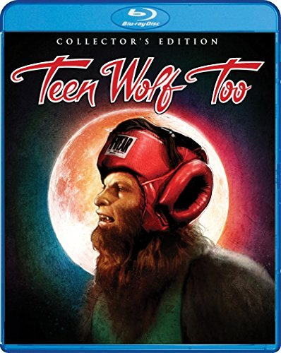 Teen Wolf Too Bateman Darby Blu Ray Pg