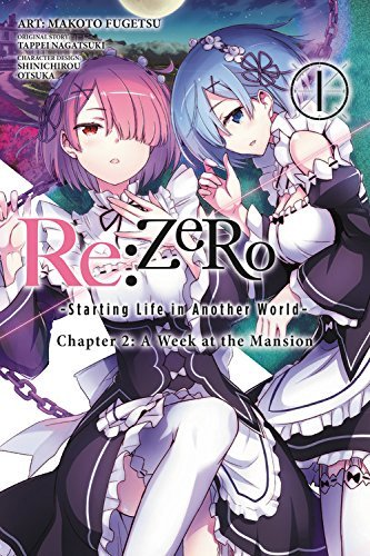 Tappei Nagatsuki Re Zero Starting Life In Another World Chapter 2