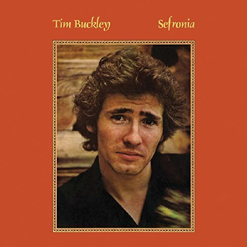 Tim Buckley Sefronia Limited 180 Gram Vinyl Edition