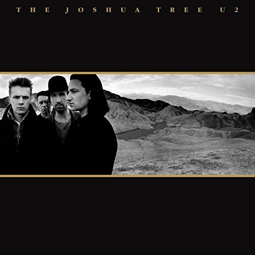 U2 The Joshua Tree 2 Lp