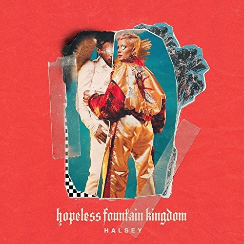 Halsey Hopeless Fountain Kingdom Import Gbr International Deluxe