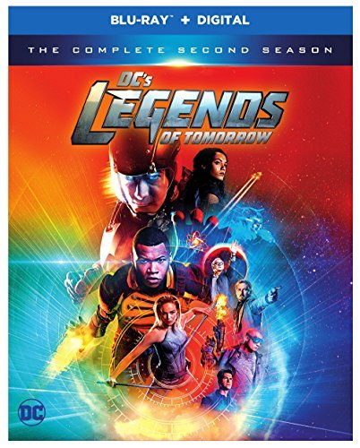 Legends Of Tomorrow Season 2 Blu Ray