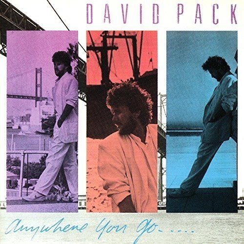 David Pack/Anywhere You Go@Import-Jpn