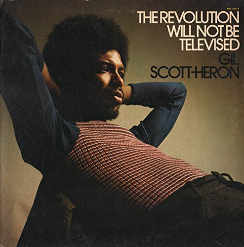 Gil Scott Heron The Revolution Will Not Be Televised Import Gbr Lp