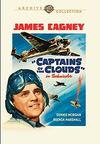 Captains Of The Clouds Captains Of The Clouds DVD Mod This Item Is Made On Demand Could Take 2 3 Weeks For Delivery
