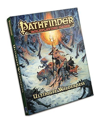Paizo Publishing Pathfinder Roleplaying Game Ultimate Wilderness