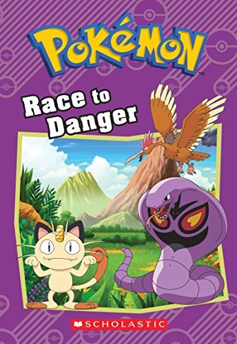 Tracey West Race To Danger (pokemon Classic Chapter Book #5)