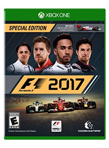 Xbox One F1 2017 (day 1 Edition)